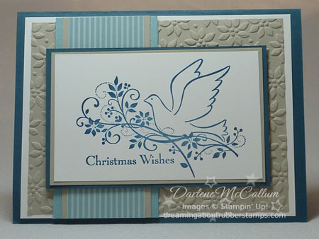 Stampin Up Canada Gifts of Christmas