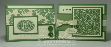 Stampin Up Canada Woodland Walk