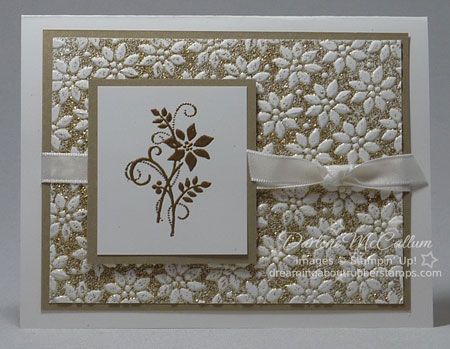 Stampin up Canada Gifts of Christmas Card