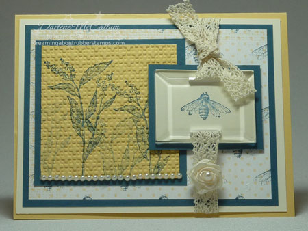 Occasions Mini - Nature Walk Stamp Set Card