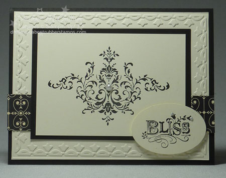 Sale-A-Bration Bliss Stamp Set Card
