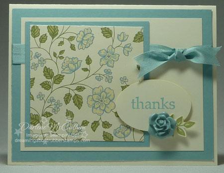 Baby Blossom Stamp Set
