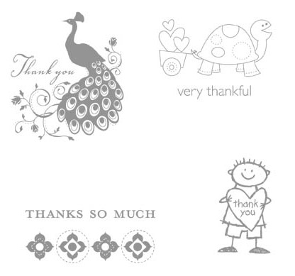 Stampin' Up! Very Thankful