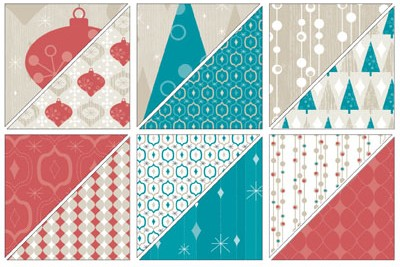 Holiday Lounge Designer Series Paper