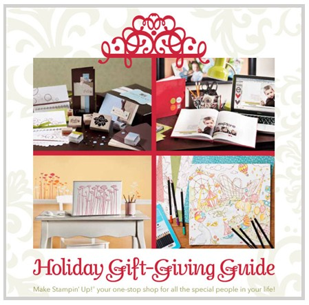 Stampin' Up! Holiday Gift Guide