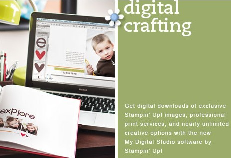 Stampin Up My Digital Studio