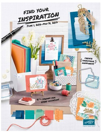 Stampin' Up! Catalogue 2016-2017