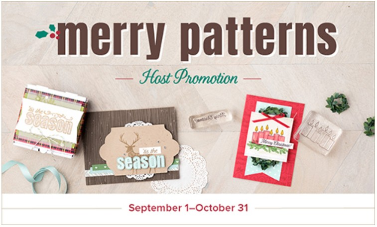 Merry Patterns Promotion
