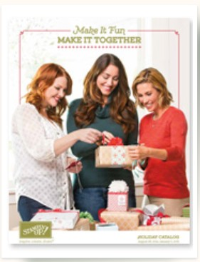 Stampin' Up! Holiday 2014 Catalogue