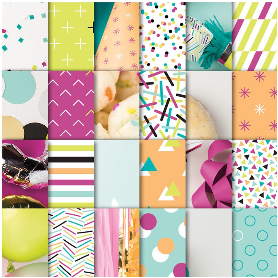 Picture perfect Party Designer Series Paper
