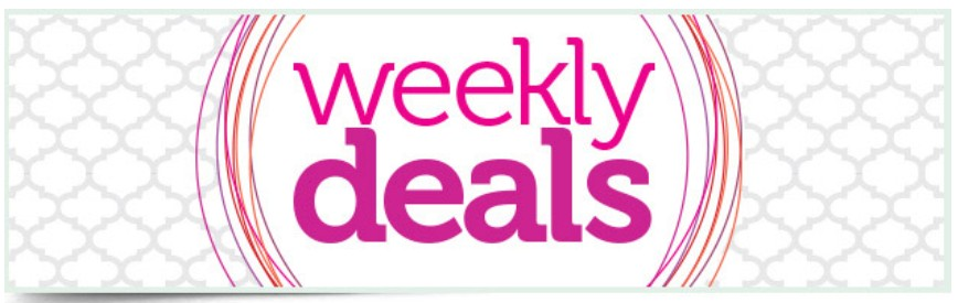 Stampin Up Canada Weekly Deals