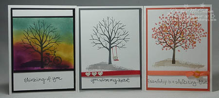 Sheltering Tree Trio of Ideas