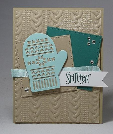 Smitten Mittens by Stampin' Up!