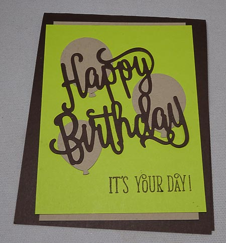 Stampin Up Happy Birthday Goegeous Bundle