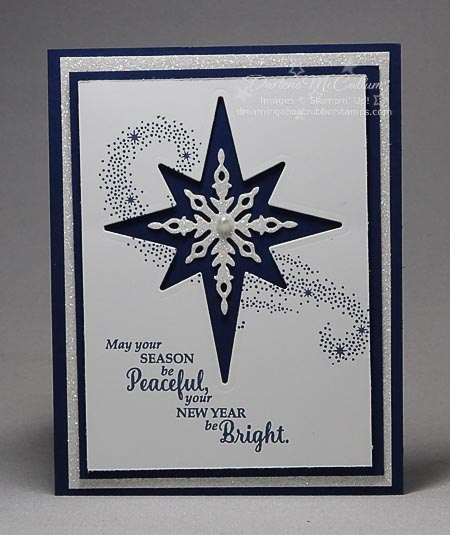 Stampin Up Star of Light Stamp Set