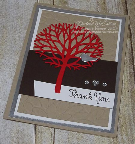 Thoughtful Branches Bundle Stampin Up