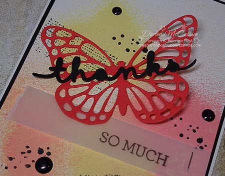 Timeless Texures from Stampin Up Close